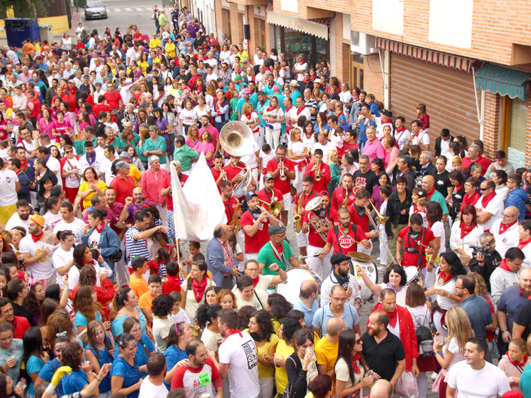 El Ayuntamiento de Nava de la Asunción suspende las fiestas del Cristo de la Expiración
