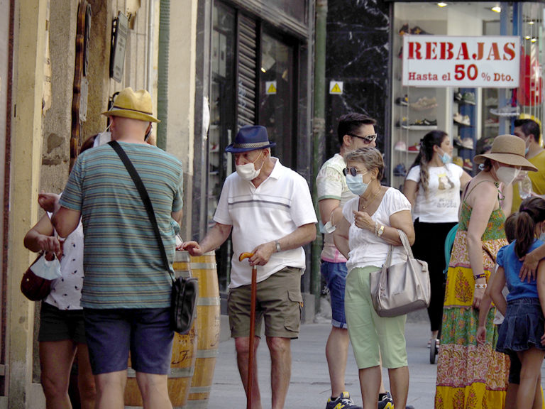 Segovia registra cinco nuevos casos de Covid-19