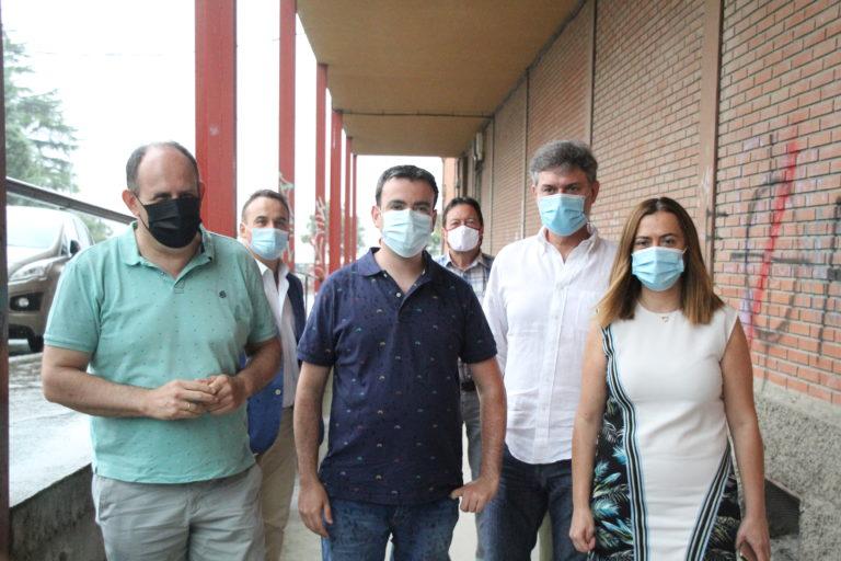 Barcones reclama el Centro de Salud y Especialidades de Cuéllar