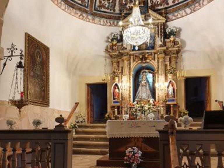 Los paseos a la ermita de la  Virgen de la Estrella de Casla