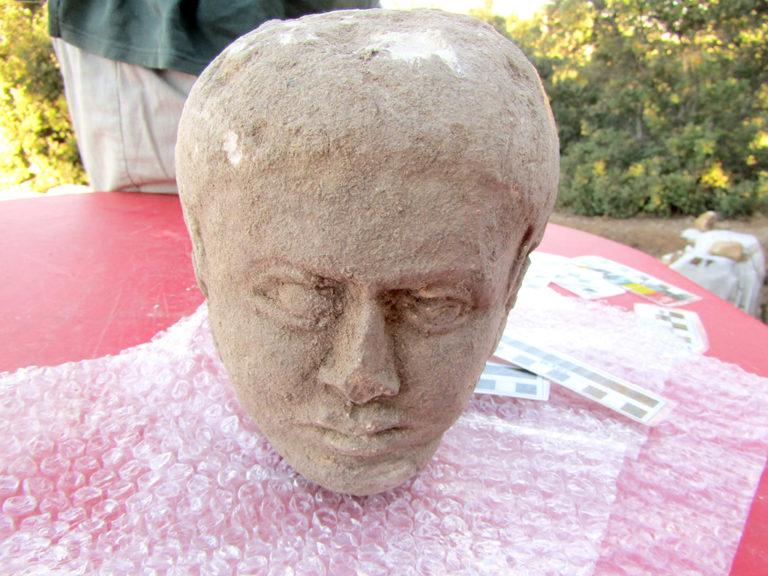 El Museo de Segovia recibe el último hallazgo de 'Los Almadenes'
