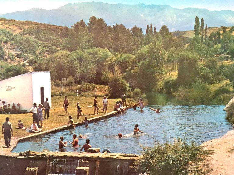 Riaza quiere recuperar 'La Charca' como zona de baño