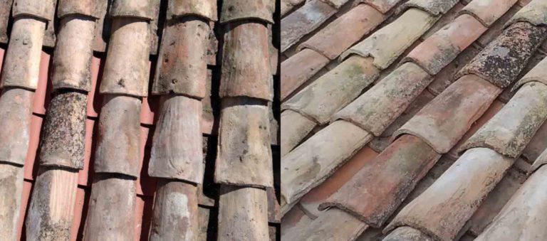 En la cubierta de la Cárcel Vieja se pondrá teja antigua aunque no a la segoviana