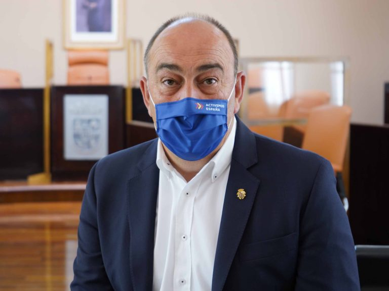 "De Vicente agradece a Mañueco ""la desescalada asimétrica"" de la provincia"