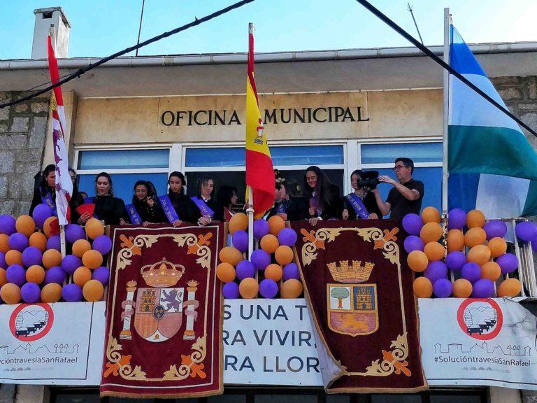 Las 'no fiestas' de San Rafael se celebran en las redes