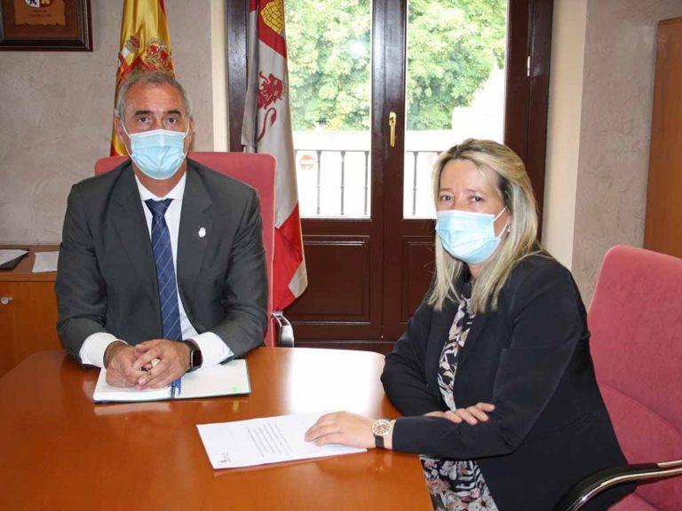 Ana Isabel Fuente, nueva secretaria territorial de la Delegación