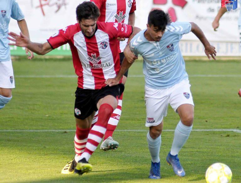 Javi Borrego se desvincula del Guijuelo para volver a la Segoviana