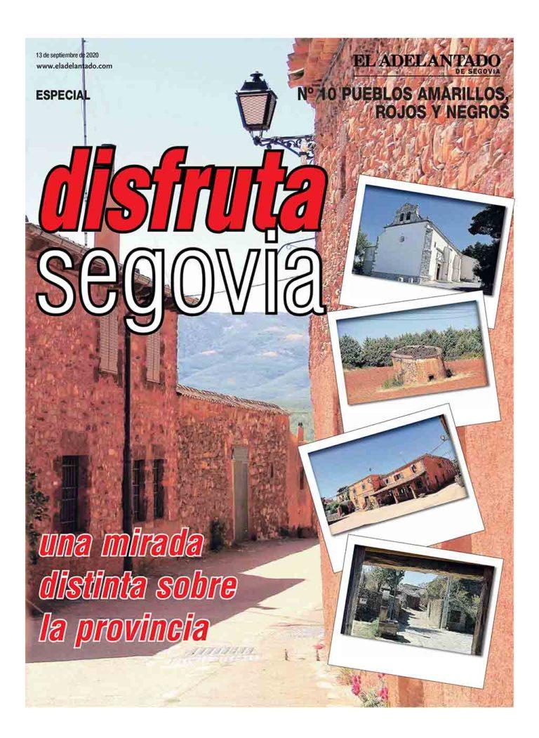 Suplemento Especial X – Disfruta Segovia – Pueblos amarillos, rojos y negros