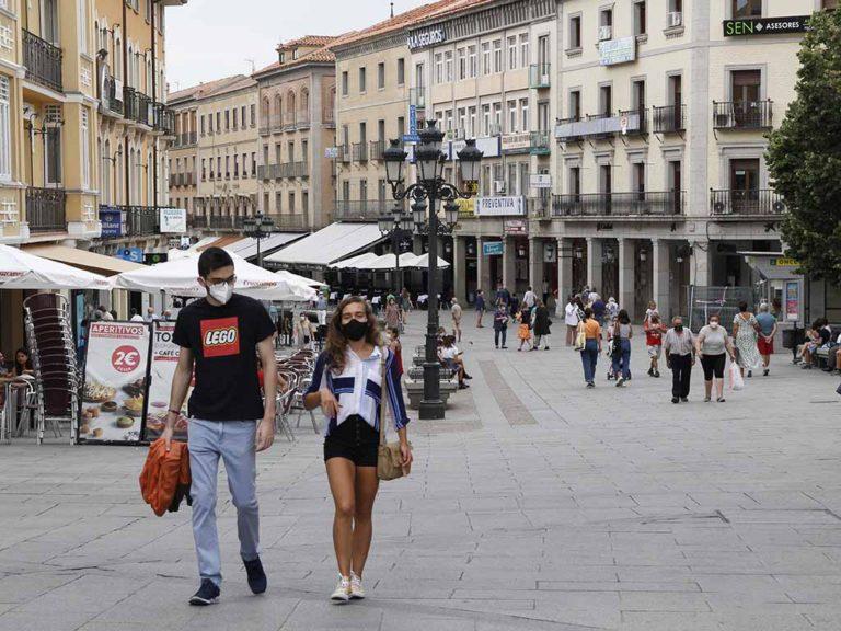 Segovia registra 62 nuevos casos de covid