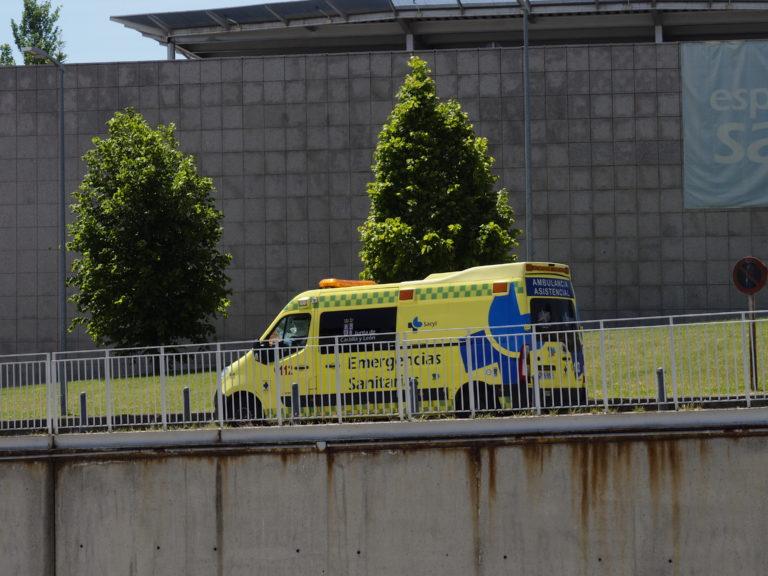 Fallece un hombre de 54 años en Juarros de Voltoya al caer un pino que talaba