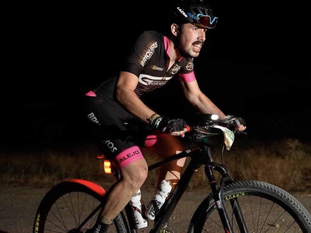 El carbonerense Francisco Herrero vence en la Vuelta a Madrid Non-Stop