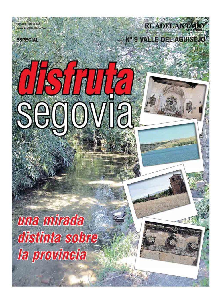 Suplemento Especial IX – Disfruta Segovia – Valle del Aguisejo