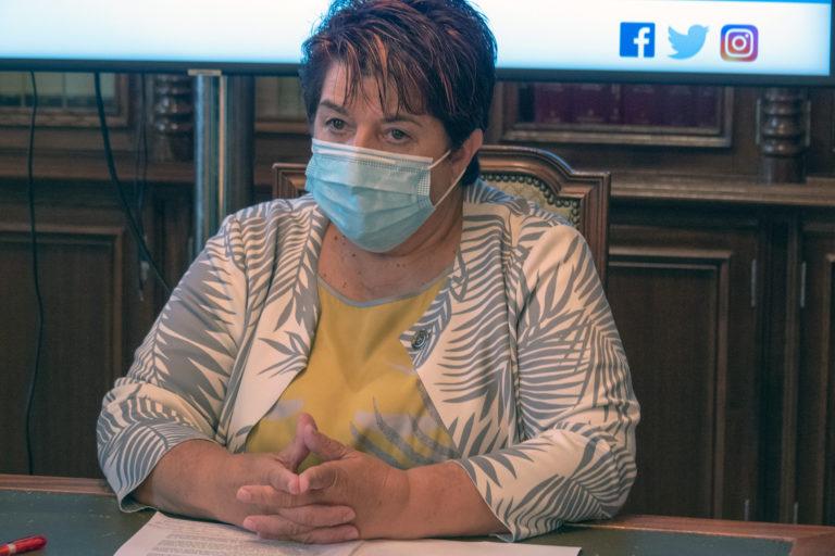 La alcaldesa dice que en 2021 el Ayuntamiento destinará 10 millones a inversiones