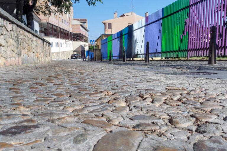 El lunes comienza la renovación de redes y pavimento en las calles del Taray y de Luis Martín Marcos