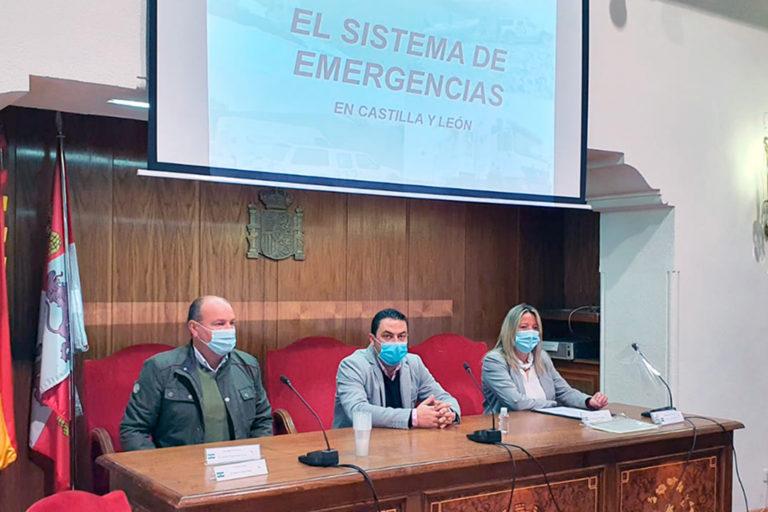 Inaugurado el curso para voluntarios de Protección Civil