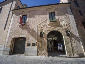 El devenir en el tiempo del teatro en Segovia