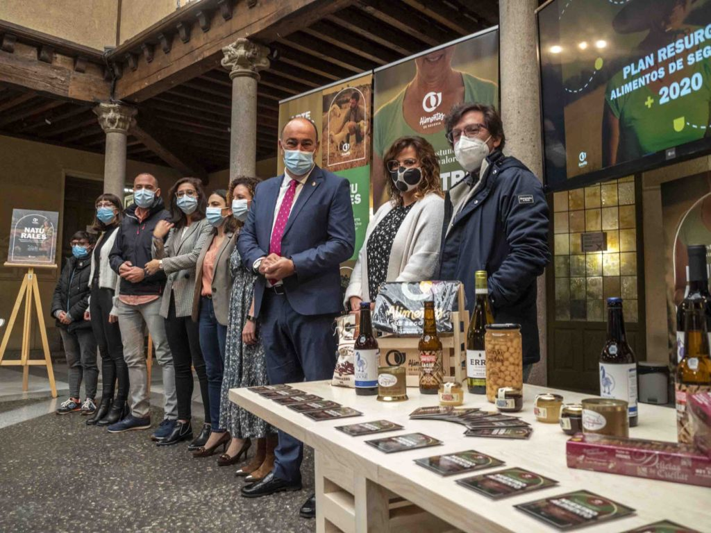 Nuevo impulso al sello 'Alimentos de Segovia'
