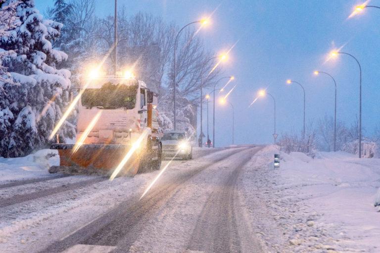 La provincia prepara sus operativos de invierno ante la llegada de las primeras nieves