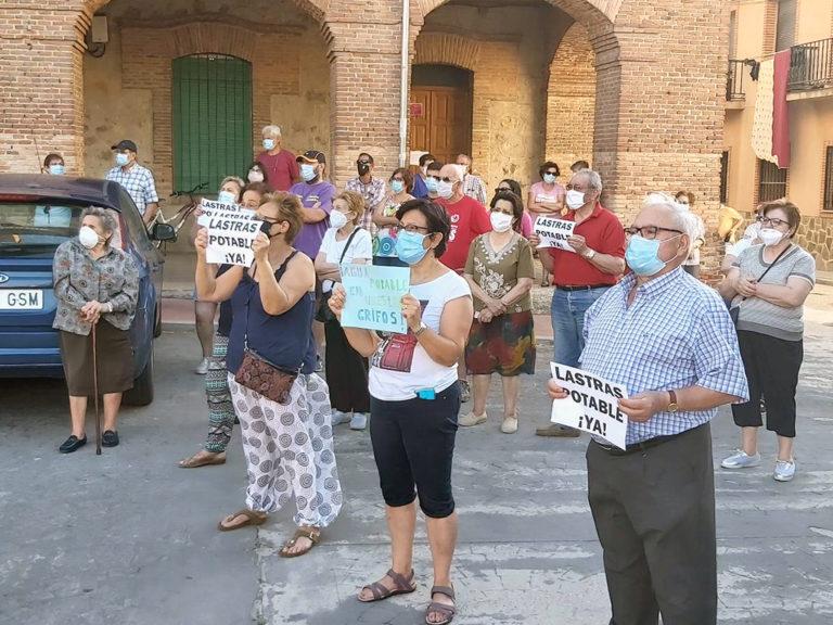 """Los vecinos de Lastras de Cuéllar ven """"más cerca"""" conseguir agua potable"""