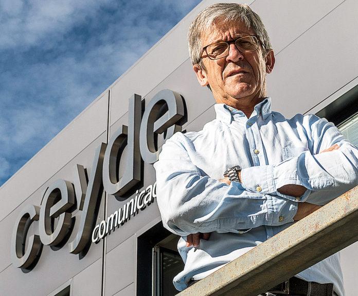 Francisco Postigo, Director general de Gráficas Ceyde.