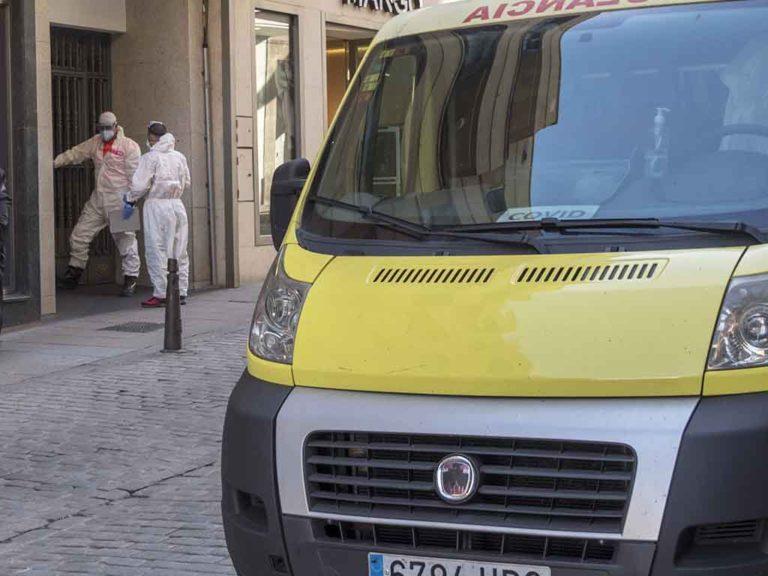 Dos nuevos fallecidos por Covid-19 en el Hospital de Segovia en las últimas 24 horas