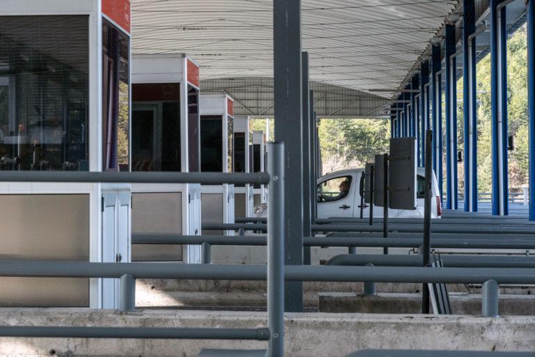 La Diputación apoya eliminar los peajes en la AP-6