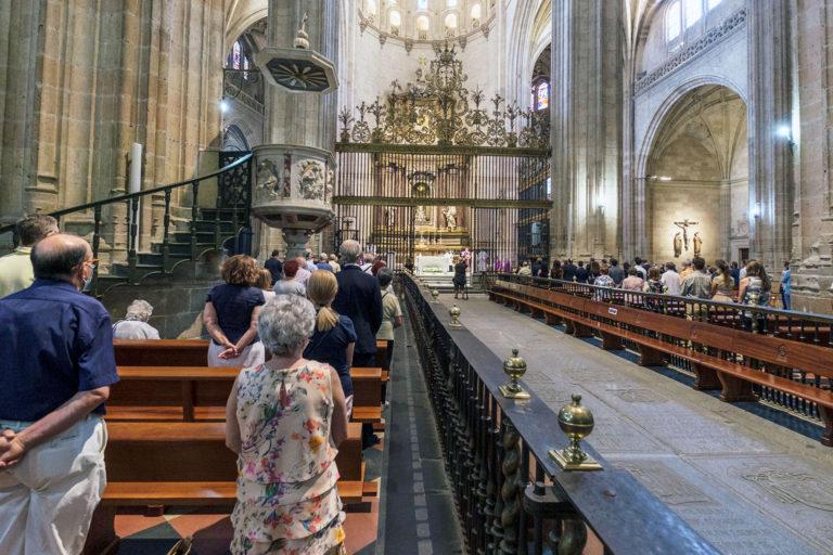 La diócesis quiere generar el 20% de su financiación antes de 2025