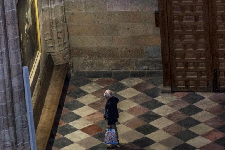 La restauración y conservación lastran los ingresos de  la Catedral