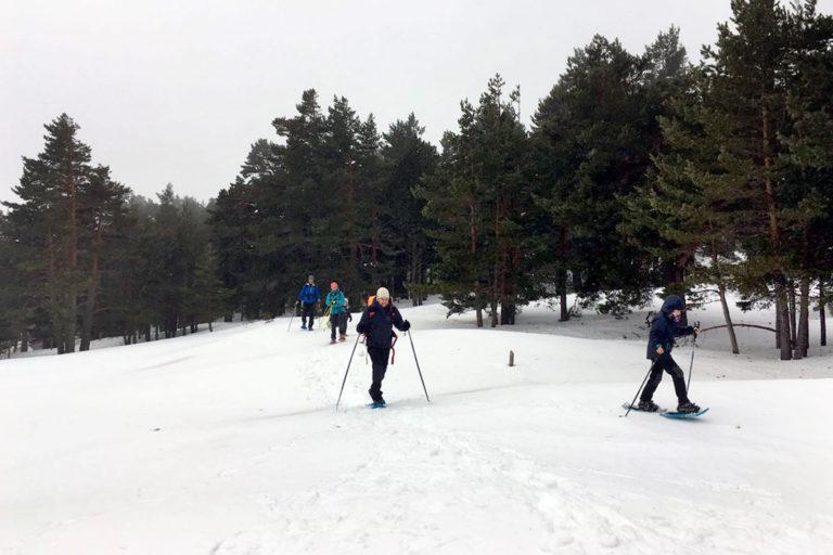 Cierra el Centro de Esquí Nórdico de Navafría