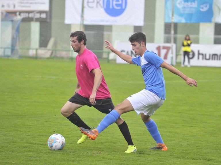El Unami rescata un punto en Soria tras marcar dos goles en el descuento (3-3)