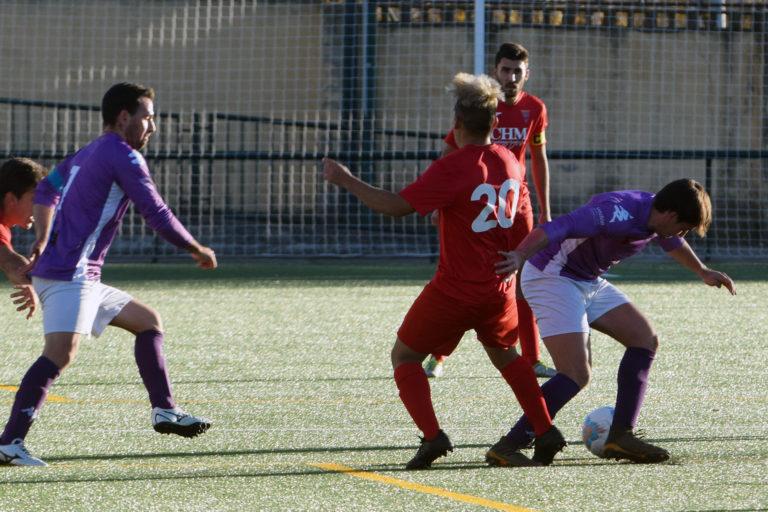 El Turégano no encuentra el gol (0-0) y el Monteresma cae en Soria (2-1)