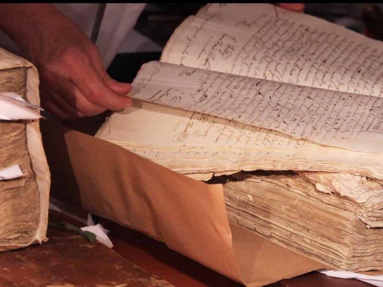 Un viaje por la historia del Archivo Provincial