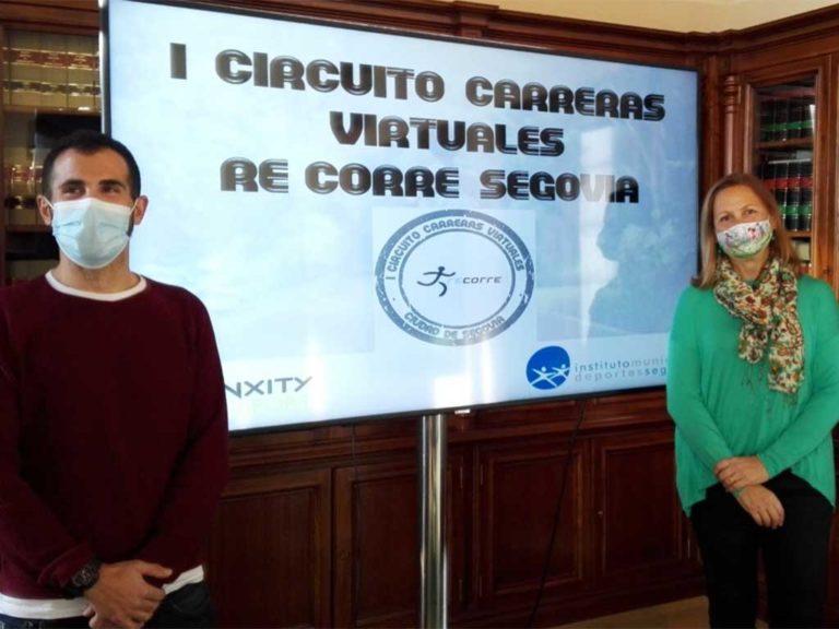 Nace el circuito de carreras virtuales 'Re-corre Segovia' con siete rutas