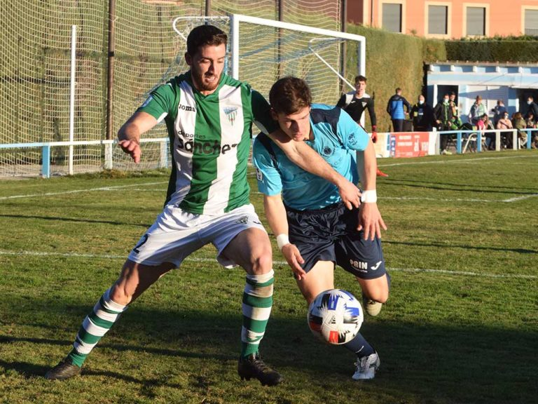 Un gol de Ibra y otro de Lázaro dan tres puntos al CD La Granja