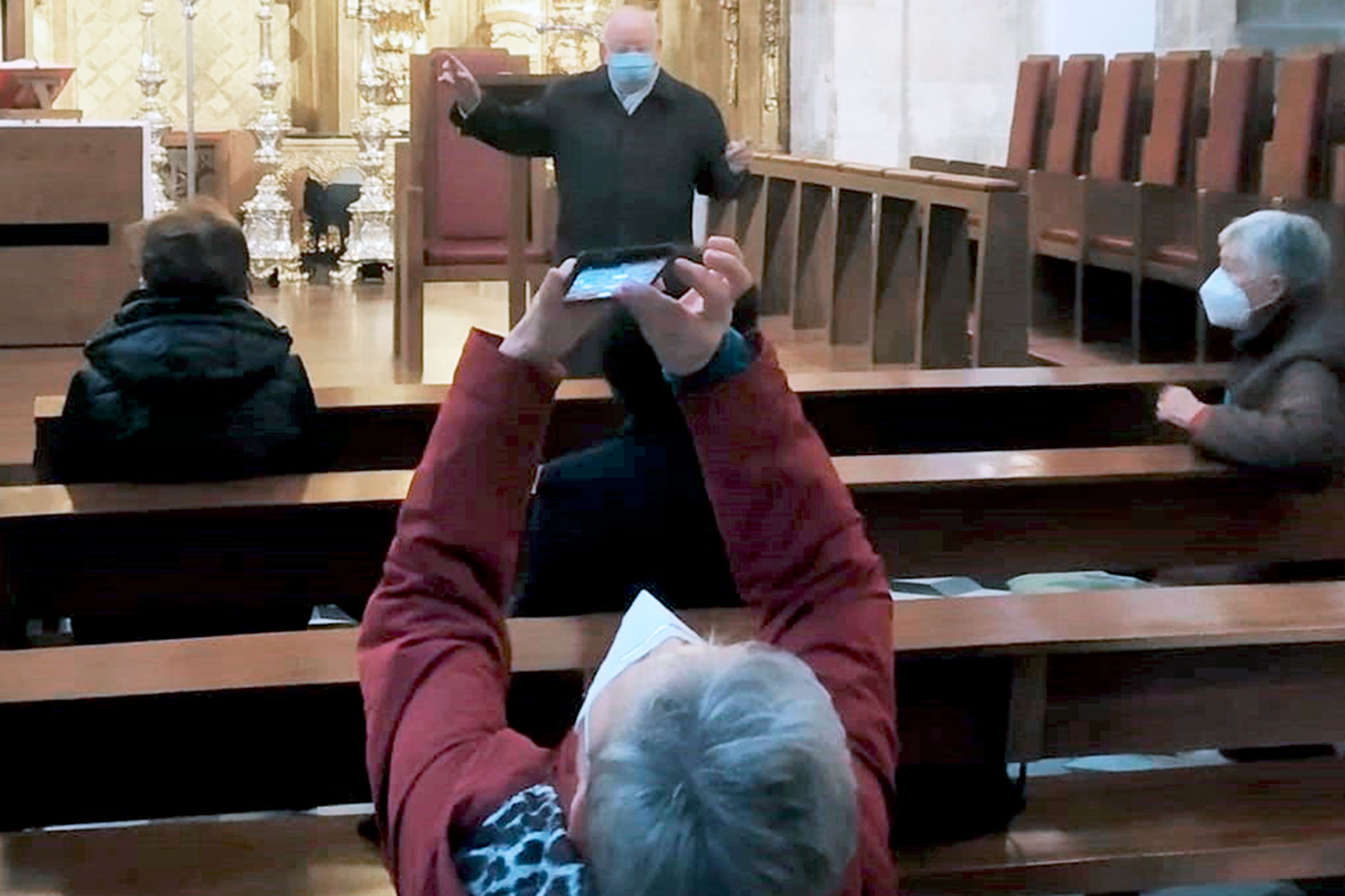 Visita guiada por los órganos de la Catedral de Segovia