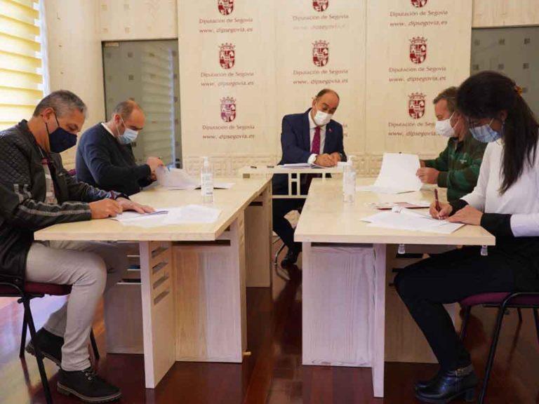 La Diputación apoya con 24.000 euros seis proyectos arqueológicos de la provincia