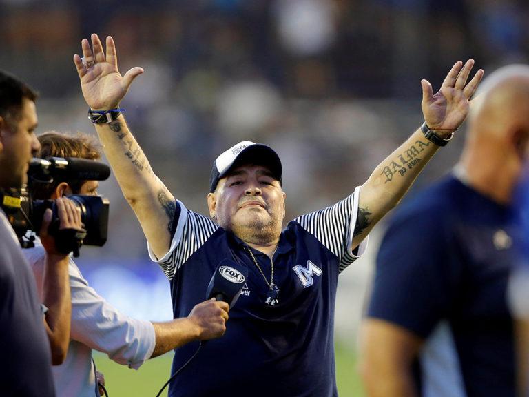 ADios, Diego: fallece Maradona a los 60 años