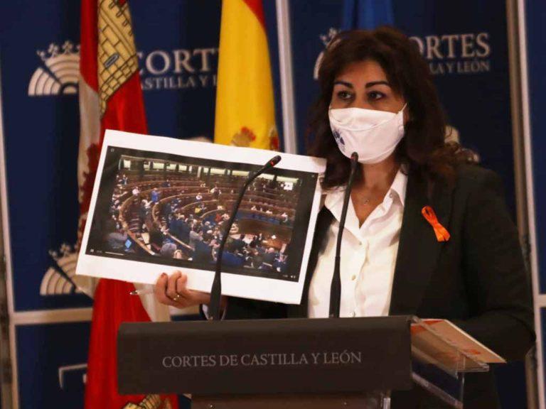 """Sanz (Cs): """"La política no puede ser obstáculo en la educación de nuestros hijos"""""""