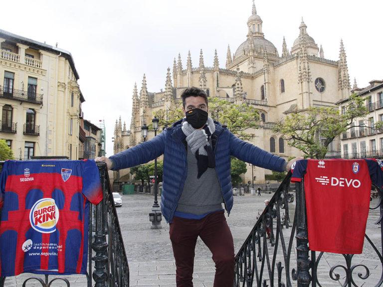 """Domingo Pérez: """"Si no me voy en caliente, al día siguiente Manu se vuelve a reír de mí"""""""