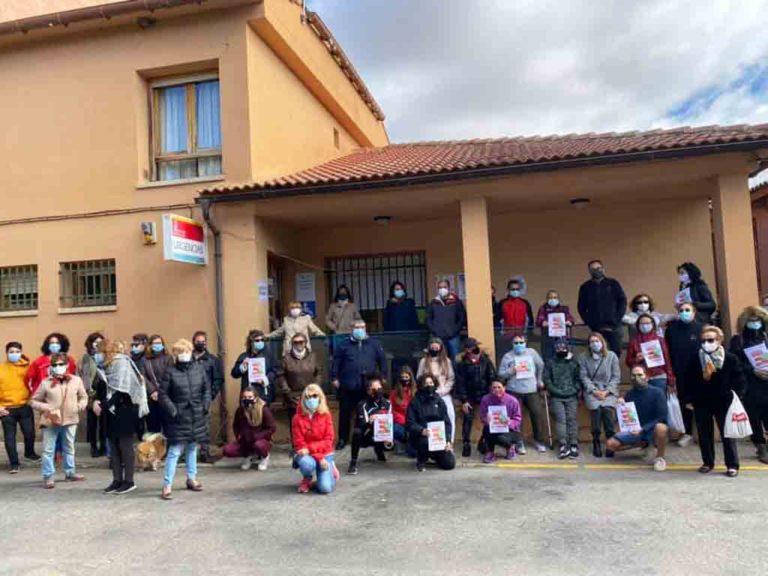 SOS Ayllón valora el apoyo político en defensa de una sanidad digna para el medio rural