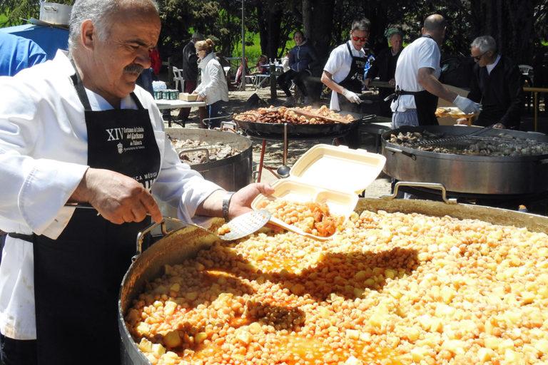 El 'garbanzo de Valseca' sube la venta online y particular