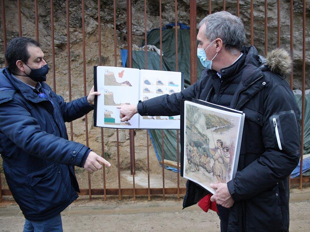 Un cerramiento para proteger a los últimos neandertales de Europa