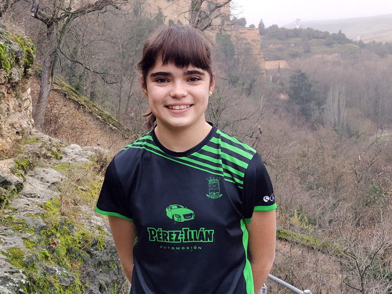 Ángela Rodríguez logra la victoria en su primer torneo como juvenil