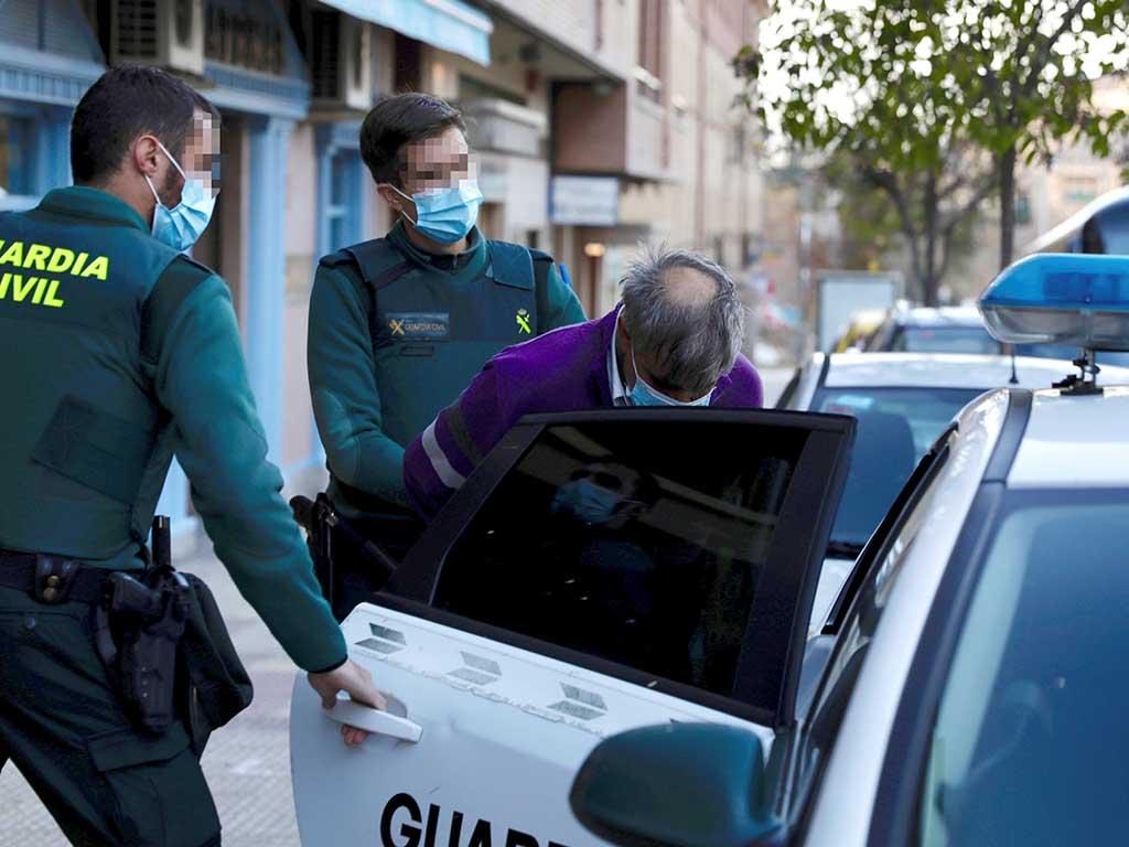 A prisión el detenido por apuñalar con un destornillador a la juez de Santa María