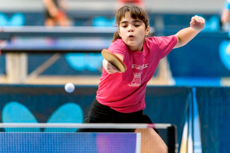 Ángela Rodríguez, tercera en el Top 8 Estatal para Jóvenes