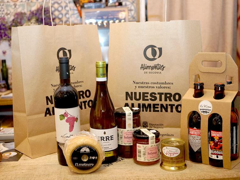 La Diputación promueve la adhesión a 'Alimentos de Segovia'