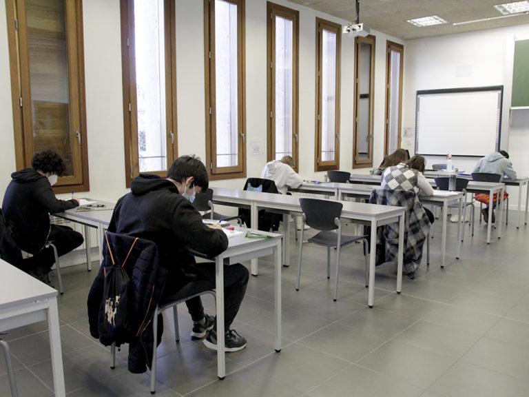 Cuatro alumnos del IES 'Giner de los Ríos', entre los ganadores de la Olimpiada Matemática