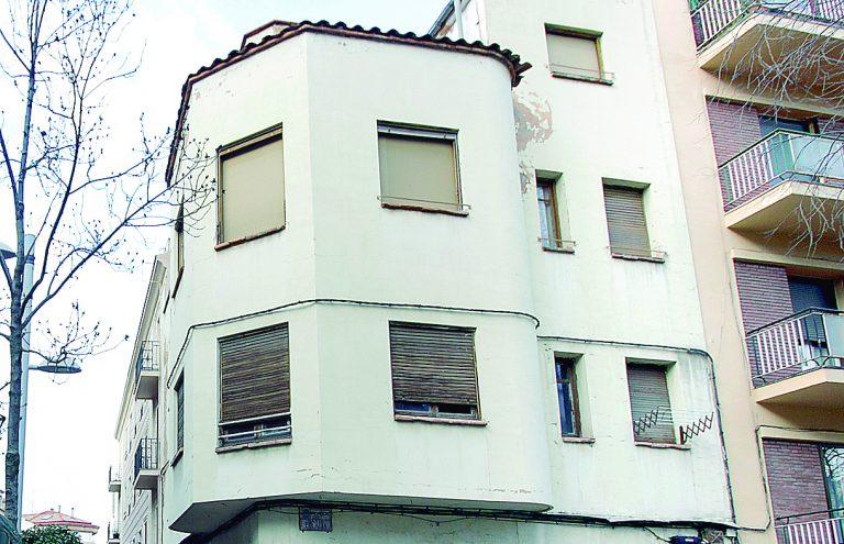 Los arquitectos hacen frente para salvar la casa de Pagola