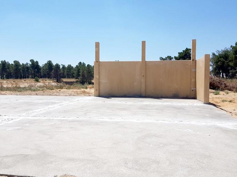 La red de áreas de aportación de residuos de la construcción cubre ya el 80% de la provincia