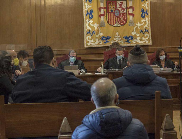 Los acusados de la 'Operación Resurgir' niegan su vinculación
